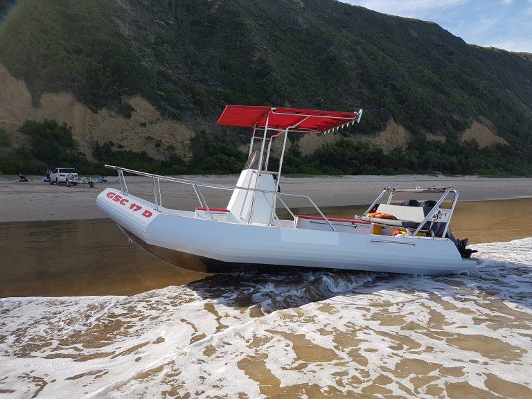Predator Boat 2