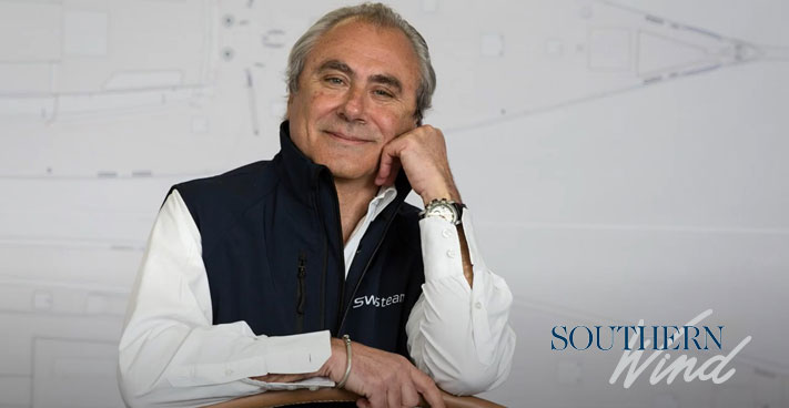 An interview with Marco Alberti, GM of Southern Wind Shipyard.