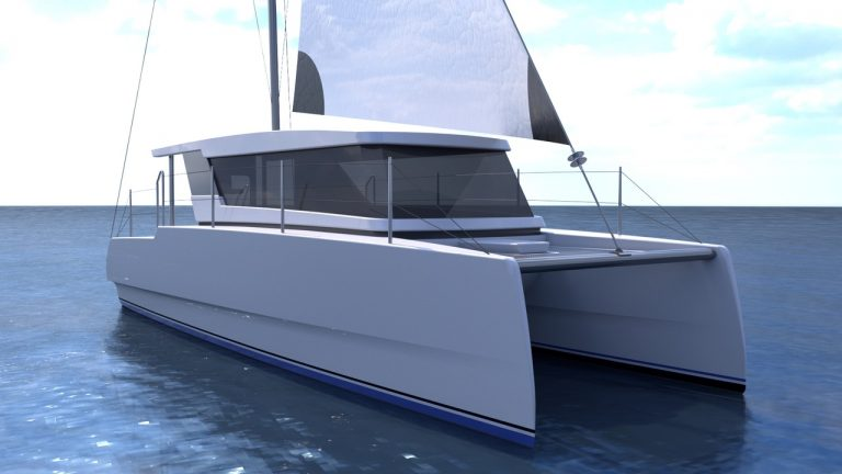 1.5 - HopYacht30 - Iso Looking Aft